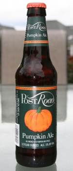 Post Road Pumpkin Ale - Brooklyn Brewery