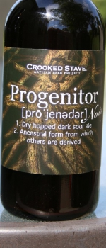 Progenitor Noir - Crooked Stave Artisan Beer Project