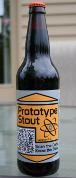 Prototype Stout - Weston Brewing Company