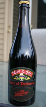 Provisions Series - Tart of Darkness - The Bruery