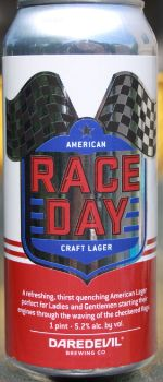 Race Day - Daredevil Brewing Co.