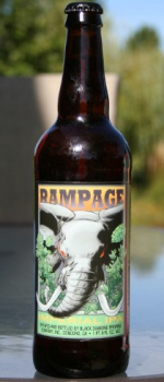 Rampage Imperial IPA - Black Diamond Brewing Company