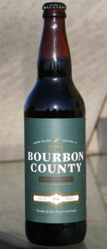 Rare Bourbon County Stout - Goose Island Beer Co.
