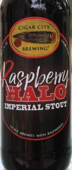 Raspberry Halo - Cigar City Brewing