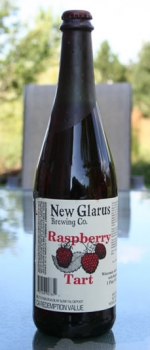 Raspberry Tart - New Glarus Brewing Company