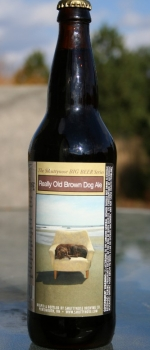 Really Old Brown Dog Ale - Smuttynose Brewing Company