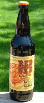 Red Eye Coffee Porter - Two Brothers Brewing Company