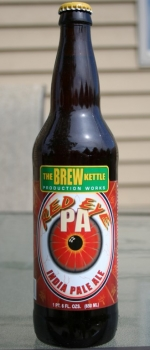 Red Eye PA - The Brew Kettle Production Works
