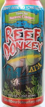 Reef Donkey - Tampa Bay Brewing Company