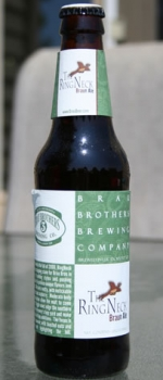 Ring Neck Braun Ale - Brau Brother Brewing Company