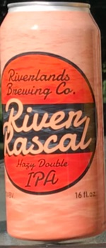 River Rascal - Riverlands Brewing Company