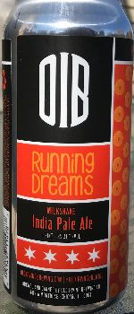 Running Dreams - Old Irving Brewing Co.