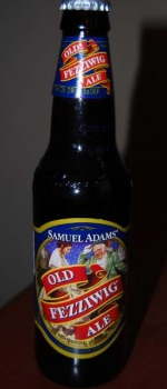 Samuel Adams Old Fezziwig Ale - Boston Beer Company