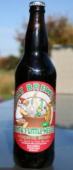 Santas Little Helper Bourbon Barrel Aged - Port Brewing Company