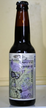 Scotty Karate Scotch Ale - Dark Horse Brewing Co.