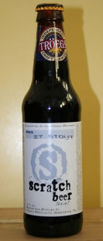 Scratch Beer 27 - 2010 - Tröegs Brewing Company