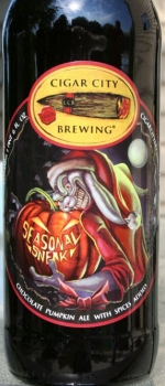 Seasonal Sneak - Cigar City Brewing