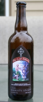 Serpent's Stout - The Lost Abbey