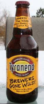 Shaggin' In The Wood - Tyranena Brewing Company