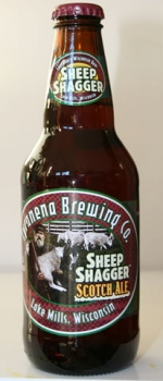 Sheep Shagger Scotch Ale - Tyranena Brewing Company