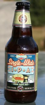 Single-Wide IPA - Boulevard Brewing Company