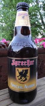 Special Amber - Sprecher Brewing Company