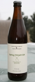 Spring Peeper Ale - Maine Beer Company
