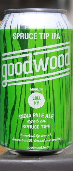 Spruce Tip IPA - Goodwood Brewing Company