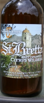 St. Bretta (Late Spring) - Crooked Stave Artisan Beer Project