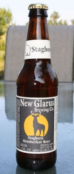 Staghorn Octoberfest - New Glarus Brewing Company