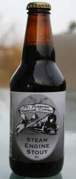 Steam Engine Stout - Mountain Town Station Brewery / Mt. Pleasant Brewing Company