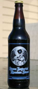 Stone Imperial Russian Stout - Stone Brewing Company