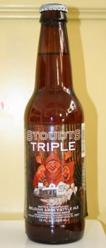 Stoudt's Triple - Stoudts Brewing Company