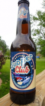 Supper Club Lager - Capital Brewery