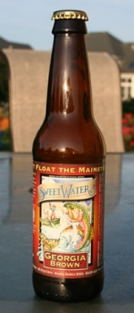 Sweetwater Georgia Brown - Sweetwater Brewing Company