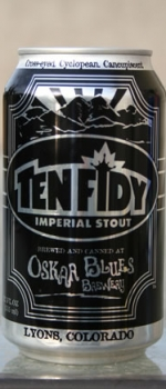 Ten Fidy - Oskar Blues Grill & Brew