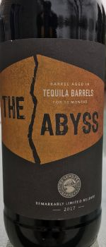 The Abyss - Tequila Barrel Aged - Deschutes Brewery