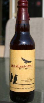 The Dissident - Deschutes Brewery