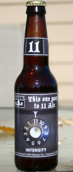 This One Goes To 11 Ale - Bell's Brewery, Inc.