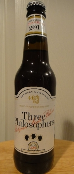 Three Philosophers Belgian Style Blend - Brewery Ommegang