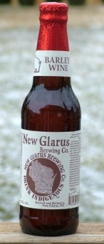 Thumbprint Barley Wine - New Glarus Brewing Company