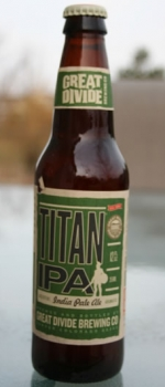 Titan IPA - Great Divide Brewing Company