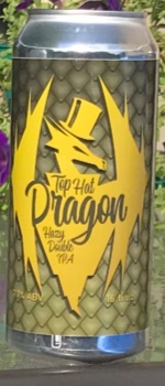 Top Hat Dragon - Riverlands Brewing Company