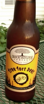 Tree Fort Beer - Arbor Brewing Company