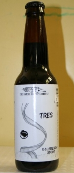 Tres Blueberry Stout - Dark Horse Brewing Co.
