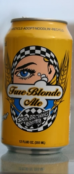 True Blonde Ale - Ska Brewing Company