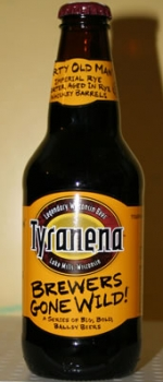 Tyranena Dirty Old Man - Tyranena Brewing Company