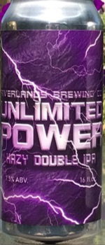 Unlimited Power - Riverlands Brewing Company
