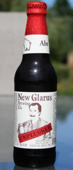 Unplugged Abt - New Glarus Brewing Company