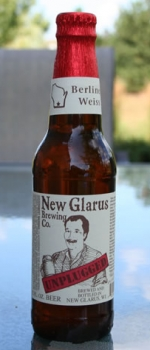 Unplugged Berliner Weiss - New Glarus Brewing Company